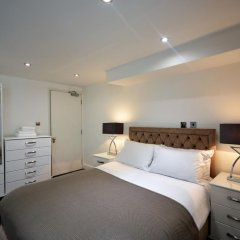 Отель Bloomsbury Residences Великобритания, Лондон - отзывы, цены и фото номеров - забронировать отель Bloomsbury Residences онлайн комната для гостей фото 4