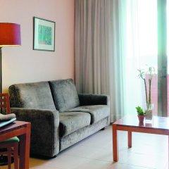 Отель Hesperia Sant Joan Suites Испания, Сан-Жоан-Деспи - 5 отзывов об отеле, цены и фото номеров - забронировать отель Hesperia Sant Joan Suites онлайн комната для гостей фото 5