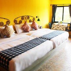Отель The Castello Resort 3* Стандартный номер с различными типами кроватей фото 8