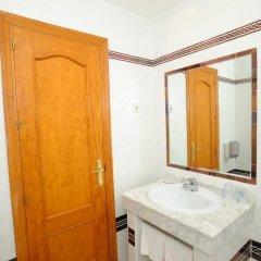Hotel Complejo Los Rosales ванная