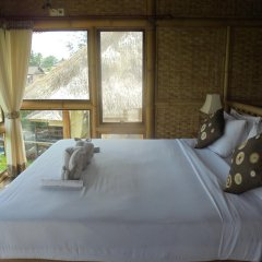 Отель Biyukukung Suite & Spa 4* Коттедж с различными типами кроватей фото 2