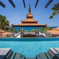 Отель Trisara Villas & Residences Phuket 5* Стандартный номер с различными типами кроватей фото 18