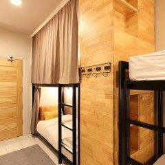 Lupta Hostel Patong Hideaway Кровать в общем номере фото 7