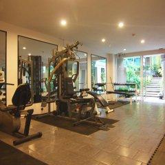 Отель Diamond Suite 2BR Apt in Thappraya Паттайя фитнесс-зал