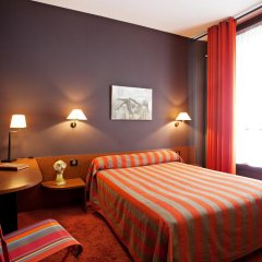 Отель Globe et Cecil Hôtel комната для гостей фото 5