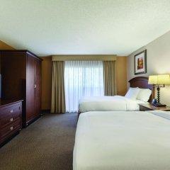 Embassy Suites Hotel Milpitas-Silicon Valley 3* Люкс с различными типами кроватей