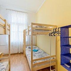 Хостел Порт на Сенной Стандартный номер с различными типами кроватей