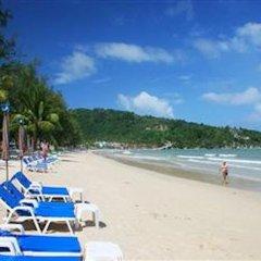 Отель Deva Suites Patong пляж фото 2