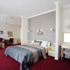 Гостиница Ajur 3* Люкс двуспальная кровать фото 4