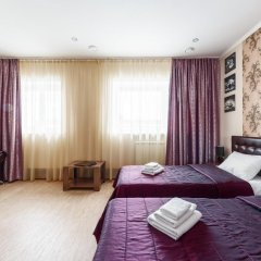Гостиница Магнит Стандартный номер разные типы кроватей фото 8
