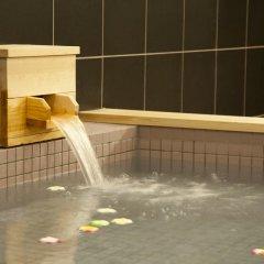 Spa & Capsule Hotel GrandPark-Inn Yokohama бассейн