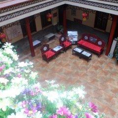 Beijing Hyde Courtyard Hotel 3* Кровать в общем номере с двухъярусной кроватью фото 2