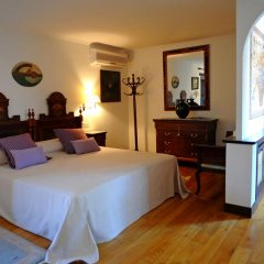 Отель San Román de Escalante 4* Стандартный номер с различными типами кроватей фото 21