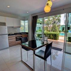 Отель Pool Access 89 at Rawai 3* Люкс с различными типами кроватей фото 12