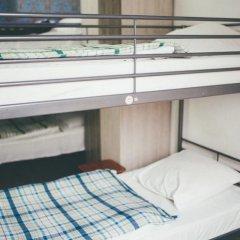 Хостел Крыша Кровать в общем номере двухъярусные кровати фото 34
