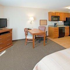 Отель Candlewood Suites Lafayette 2* Студия с различными типами кроватей