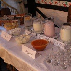Гостиница Гостинично-оздоровительный комплекс Живая вода питание