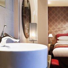 Отель Hôtel des Académies et des Arts 4* Стандартный номер с различными типами кроватей фото 2
