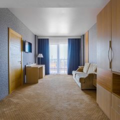 Курортный отель Санмаринн All Inclusive 4* Стандартный номер с двуспальной кроватью фото 13