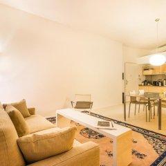 Апартаменты Glamour Apartments Студия с различными типами кроватей фото 6