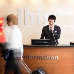 Отель Ibis Ambassador Myeong-dong интерьер отеля фото 2