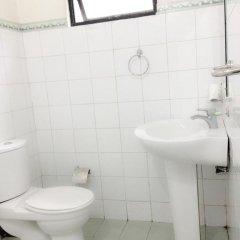 Отель Veyo Cottage ванная