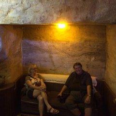 Ürgüp Inn Cave Hotel 2* Стандартный номер с двуспальной кроватью фото 10