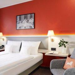 Best Western Hotel Leipzig City Centre 3* Стандартный номер с различными типами кроватей фото 3
