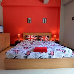 Отель Bua Khao Paradise Стандартный номер с различными типами кроватей фото 14