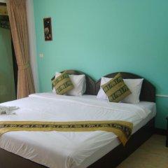 Отель Patong Bay Guesthouse 2* Улучшенный номер с различными типами кроватей