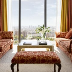 Отель Fairmont Rey Juan Carlos I 5* Номер Делюкс с различными типами кроватей фото 7