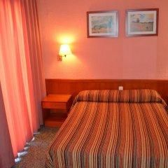 Отель Cuatro Naciones 2* Стандартный номер с двуспальной кроватью фото 4