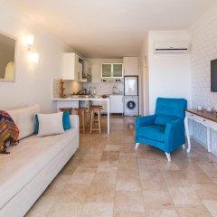 Отель Central Suite Kalkan Калкан комната для гостей фото 5