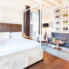 Hotel DO Plaça Reial 5* Полулюкс с различными типами кроватей фото 2