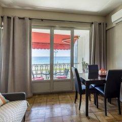 Отель Nice Promenade Франция, Ницца - отзывы, цены и фото номеров - забронировать отель Nice Promenade онлайн комната для гостей фото 2