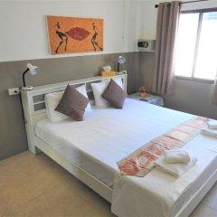 Отель Allstar Guesthouse 2* Стандартный номер разные типы кроватей фото 5