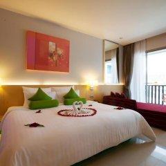 Отель The Kee Resort & Spa 4* Улучшенный номер с двуспальной кроватью фото 6