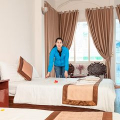 Halong Party Hostel комната для гостей фото 2