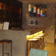 Отель 3rd Street Cafe & Guesthouse гостиничный бар