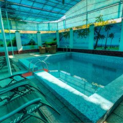 Отель Versal Бишкек бассейн фото 2