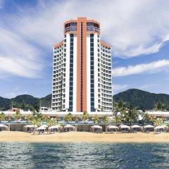 Copacabana Beach Hotel Acapulco пляж