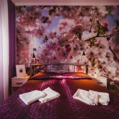 Мини-Отель Три Зайца Стандартный номер с двуспальной кроватью (общая ванная комната) фото 6