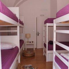 Lost Inn Lisbon Hostel Кровать в общем номере фото 10