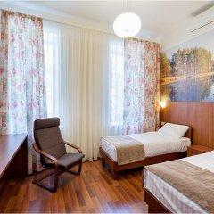 Hotel Cherniy Prud Стандартный номер с 2 отдельными кроватями фото 3