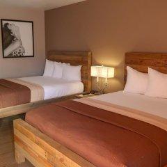 Thunderbird Hotel 2* Стандартный номер с различными типами кроватей фото 3
