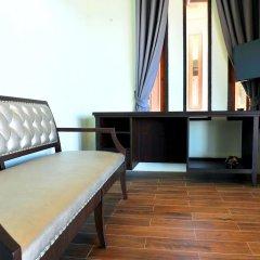 Отель Koh Tao Beach Club 3* Стандартный семейный номер с двуспальной кроватью фото 12