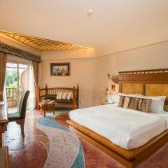 Отель Aonang Princeville Villa Resort and Spa 4* Номер Делюкс с различными типами кроватей фото 12