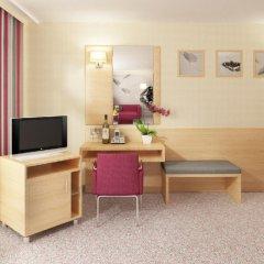 Отель Амелия Улучшенный номер с различными типами кроватей фото 2