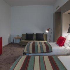 The Artist Porto Hotel & Bistro 4* Номер Эконом разные типы кроватей фото 4