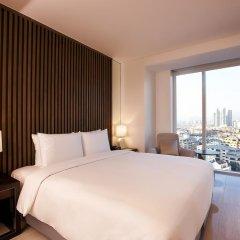 Hotel ENTRA Gangnam 4* Номер Премьер с двуспальной кроватью фото 12